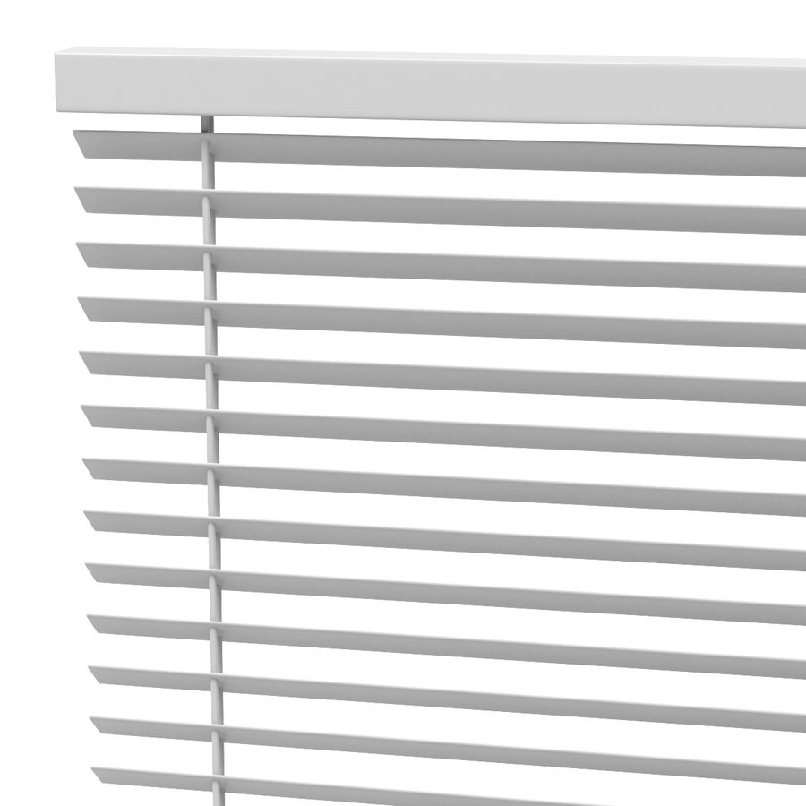 Blinds Set royalty-free 3d model - Preview no. 4