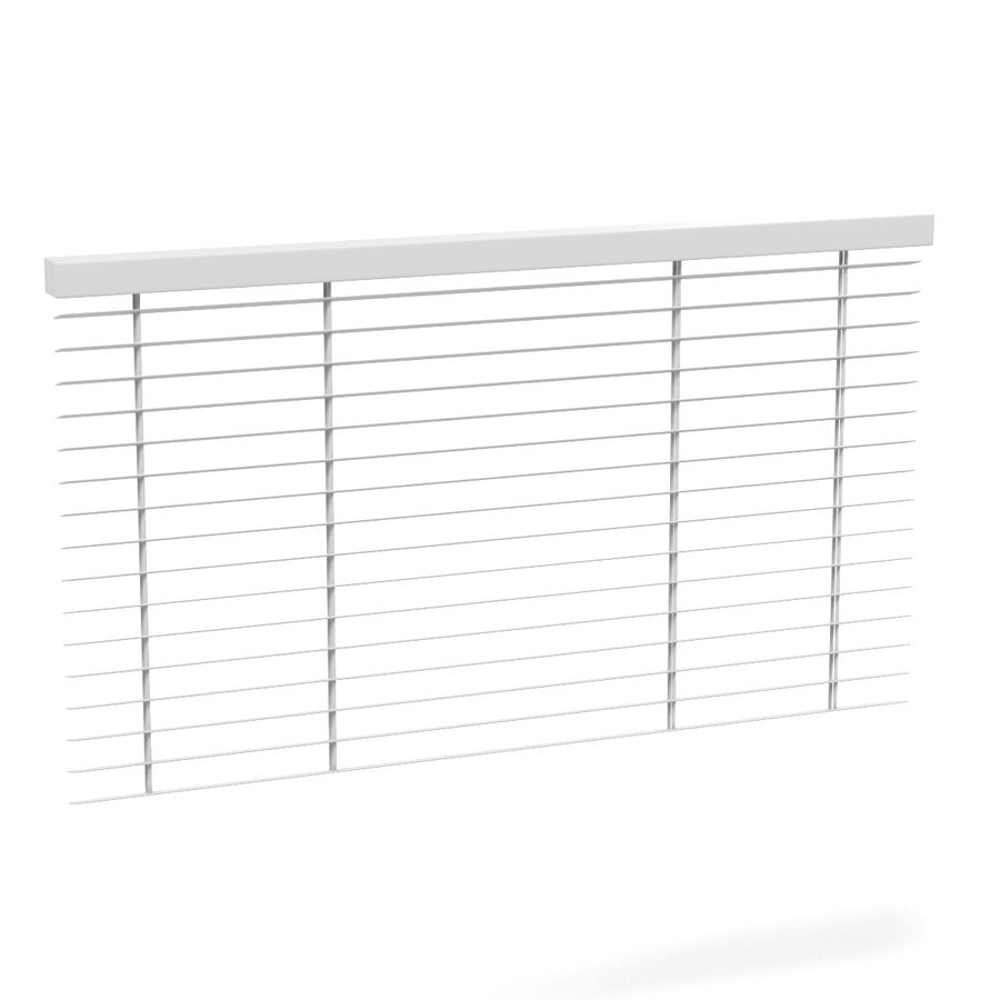 Blinds Set royalty-free 3d model - Preview no. 8