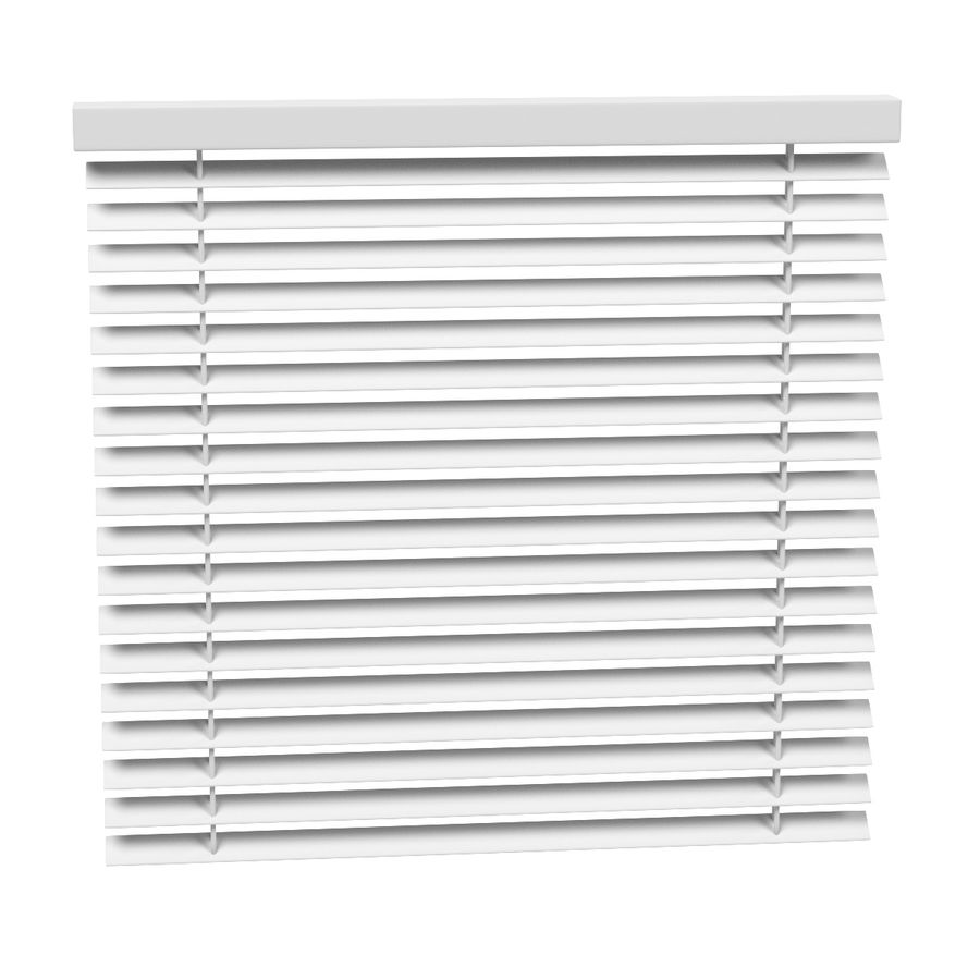 Blinds Set royalty-free 3d model - Preview no. 2