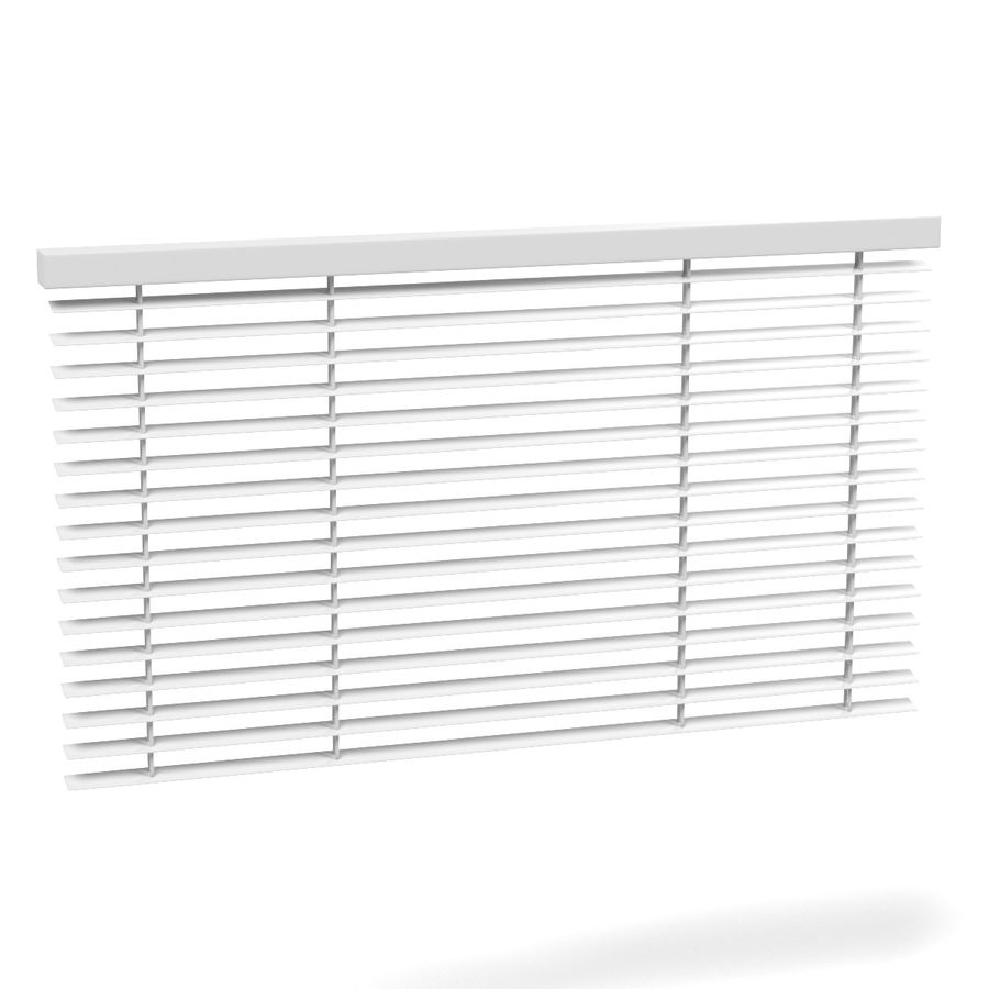 Blinds Set royalty-free 3d model - Preview no. 7