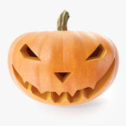 Pumpkin Halloween 3d model