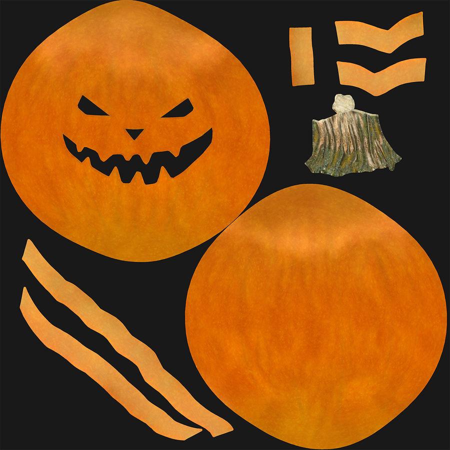 Citrouille Halloween Modèle 3d 29 Max Obj Fbx 3ds Free3d