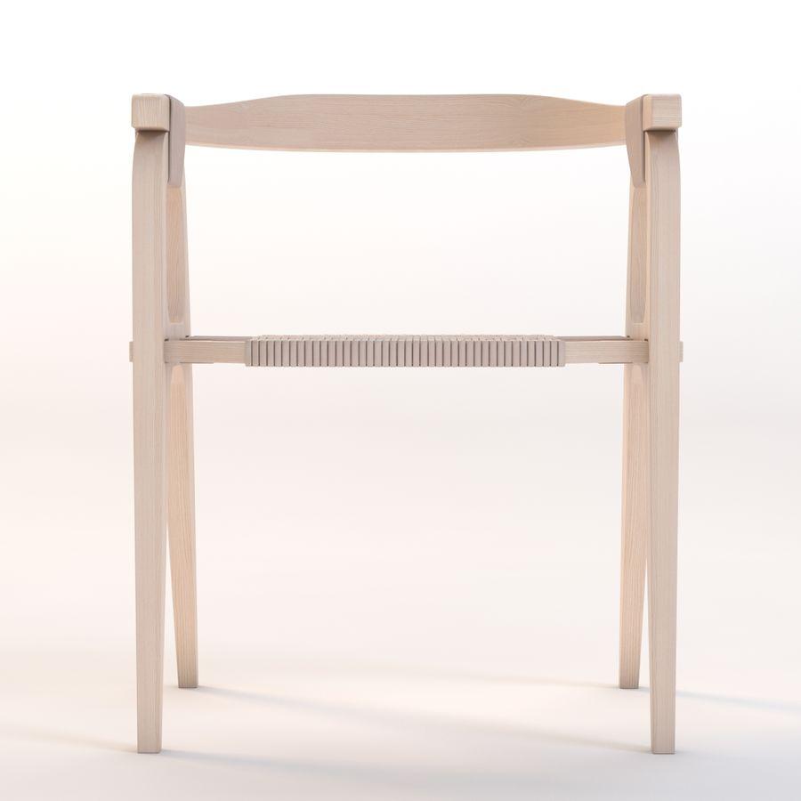 Bind B1 Diy Chair od Studio Klaer royalty-free 3d model - Preview no. 13