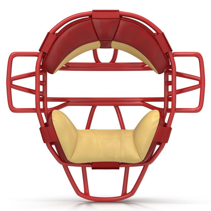 le magasin sensation de confort bon service Masque Visage Mizuno modèle 3D $49 - .unknown .c4d .ma .max ...