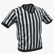 Refere Shirt 3D-Modell 3d model