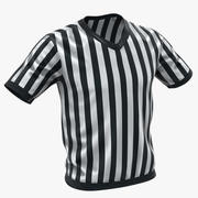 Model 3D Refere Shirt 3d model