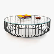 Wired Coffee Table 3d model