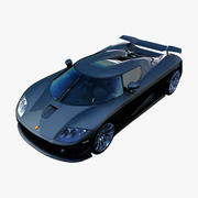 Koenigsegg CCXR Edition 3d model