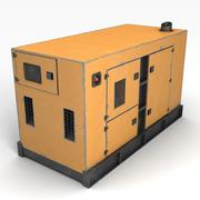 Power Generator (4 colors) 3d model