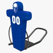 Manekin piłkarski 3d model