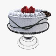 torta 3d model