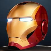 钢铁侠头盔 3d model