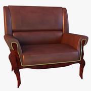 Armchair ancient 3d model