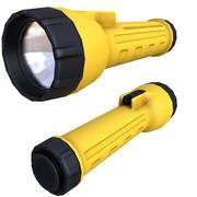 Flashlight 01 3d model