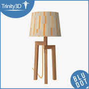 Lamp Stilt 3d model