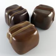 des chocolats 3d model