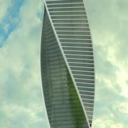 Evolution Tower 3d model