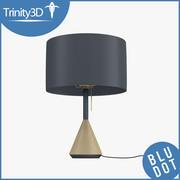 Lampe Kolben 3d model