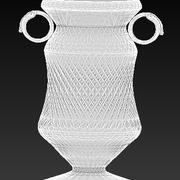 Ampir经典花瓶 3d model