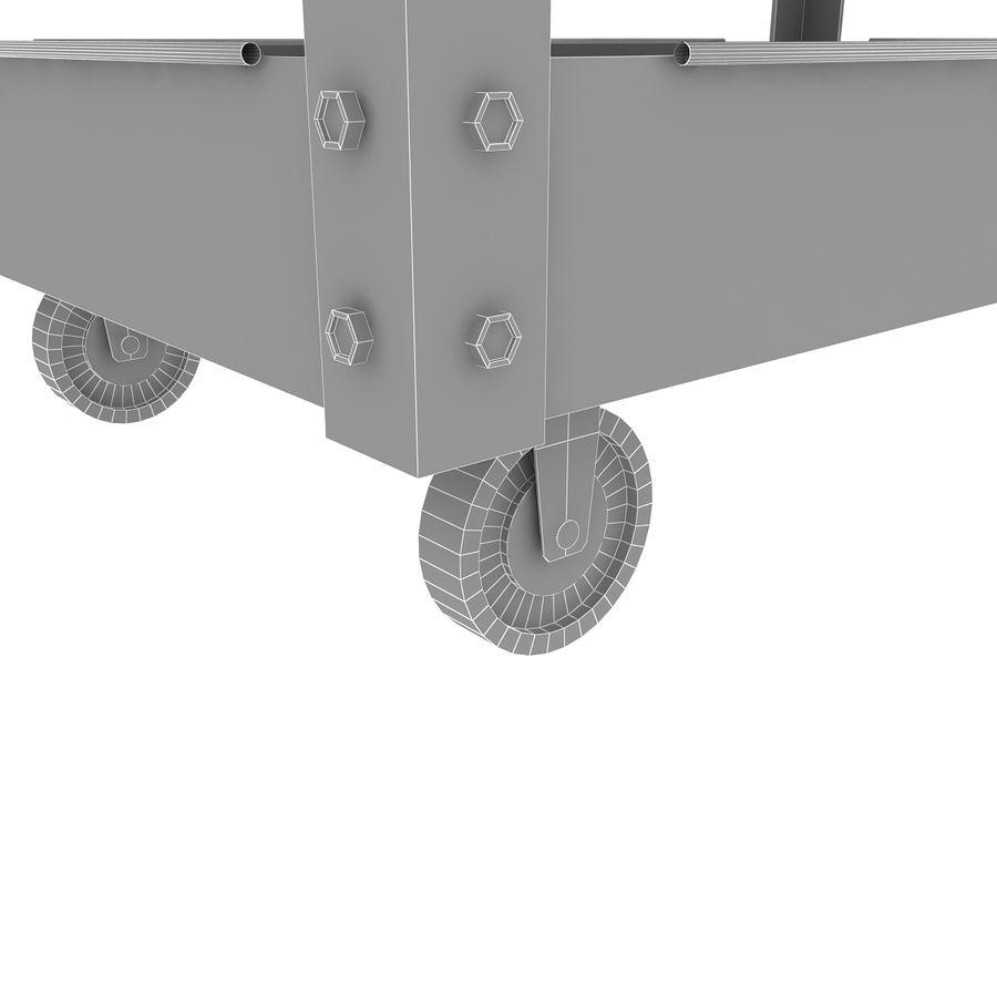 工具车 royalty-free 3d model - Preview no. 9