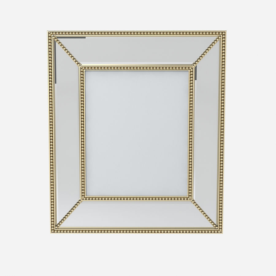 John Richard Picture Frame royalty-free 3d model - Preview no. 1