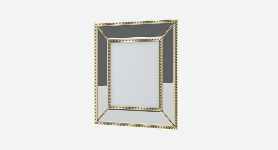 John Richard Picture Frame royalty-free 3d model - Preview no. 2