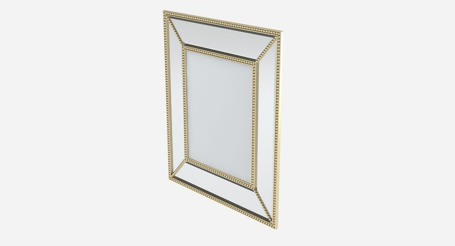 John Richard Picture Frame royalty-free 3d model - Preview no. 4