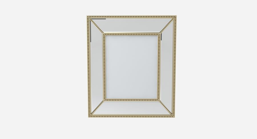 John Richard Picture Frame royalty-free 3d model - Preview no. 3
