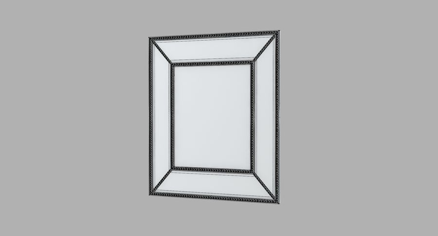 John Richard Picture Frame royalty-free 3d model - Preview no. 6