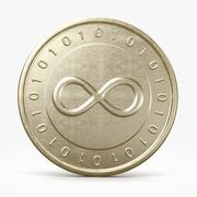 Pièce Infinity 3d model