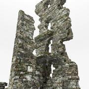 Turm der Ruinen 3d model