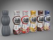 Основные Силовые Бутылки 3d model