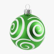 クリスマスボール 3d model