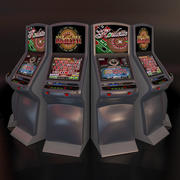 Fruit machine 3d model