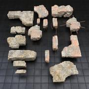 ruins block 3d model