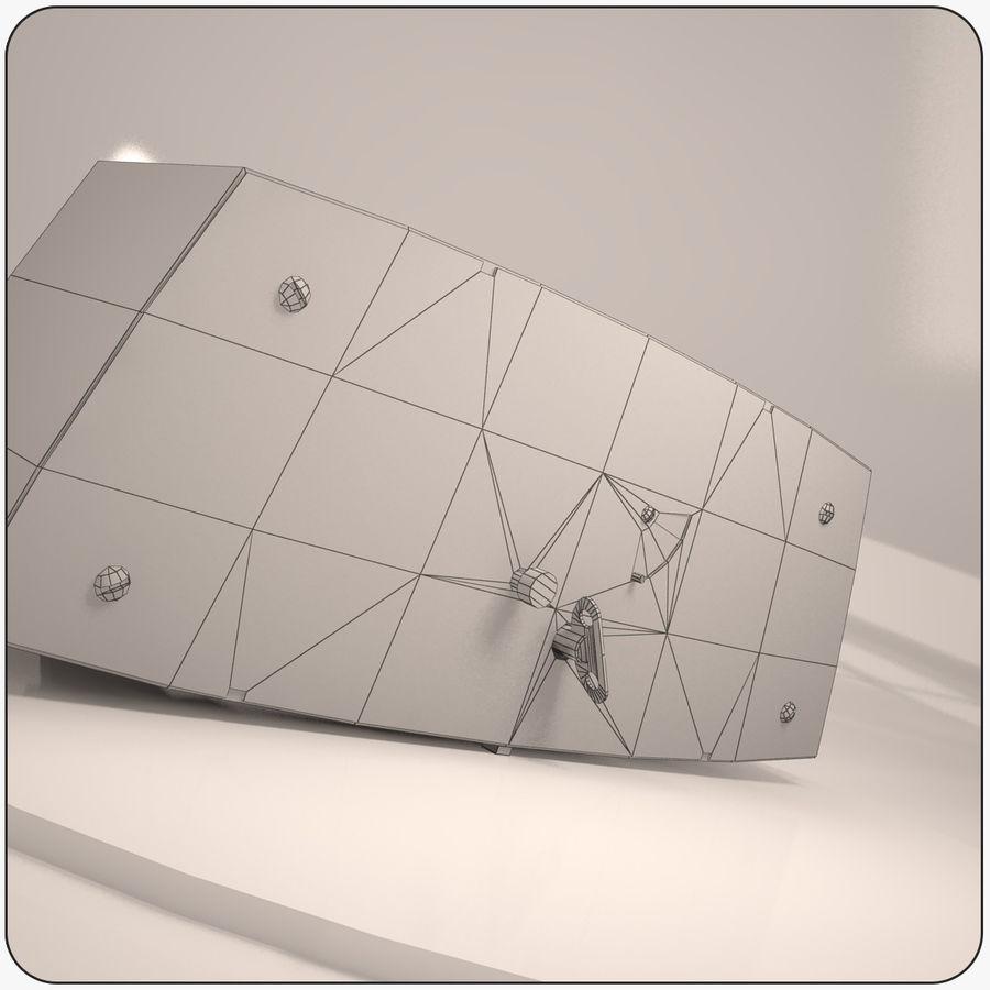 SSCB saati royalty-free 3d model - Preview no. 4