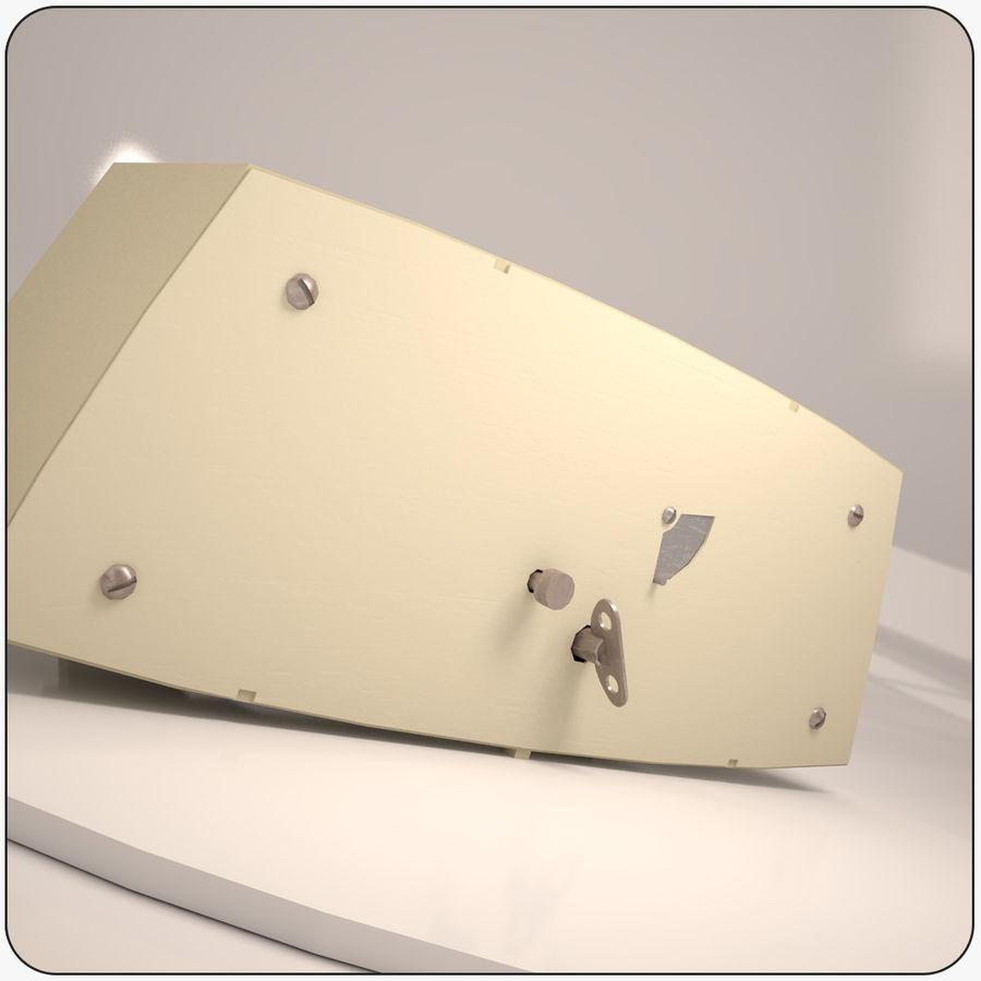 SSCB saati royalty-free 3d model - Preview no. 3