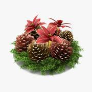 Christmas Decoration 1 3d model