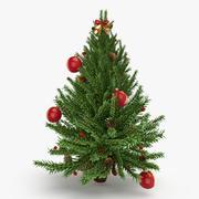 Árvore de Natal 1 3d model