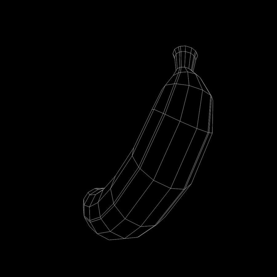 Banana royalty-free 3d model - Preview no. 11