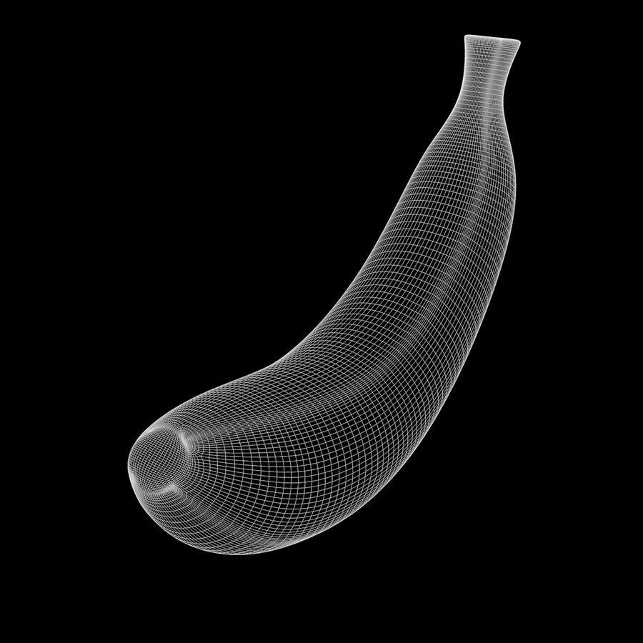 Banana royalty-free 3d model - Preview no. 14