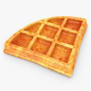 Waffle 02 3d model