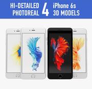 iPhone 6s modelo 3d