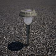 Lawn Light 3d model