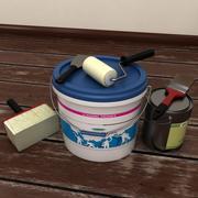 Painting Kit 3d model