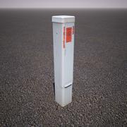Kabeldoos 3d model