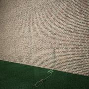 Gräsmatta sprinkler 3d model