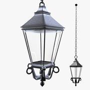 Lampa podwieszana 3d model