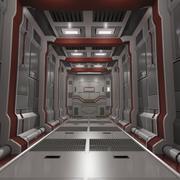 サイファイ回廊03 3d model
