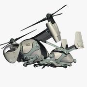 V23 Wasp 3d model